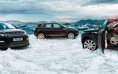 Rover Snow Land Evoque Wallpapers Landrover