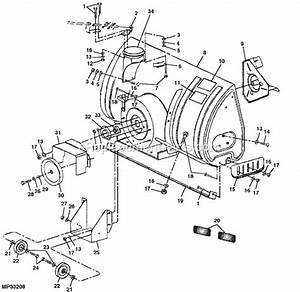 32 John Deere 48c Parts Diagram