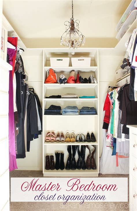 Master Bedroom Closet Organization Ideas by Master Bedroom Closet Organization Ask