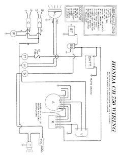 Wiring Diagram Dyna Bobber by 7 Best Cb750 Research Images In 2016 Custom Motorcycles