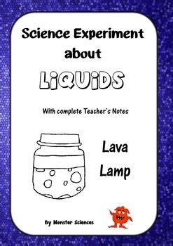 science experiment  liquids   lava lamp