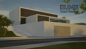 Jung Smart Home : intelligent future homes the jung smart house ~ Yasmunasinghe.com Haus und Dekorationen