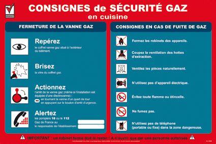 sécurité en cuisine affichages obligatoires conventions collectives document