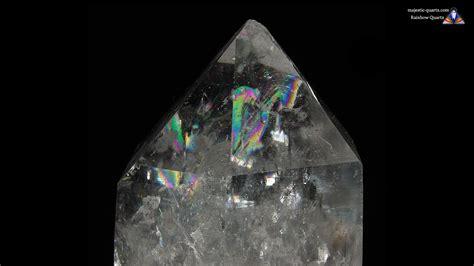rainbow quartz properties  meaning  crystal