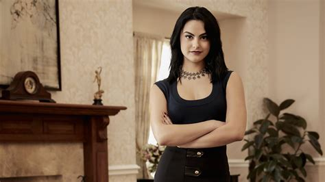 wallpaper camila mendes veronica lodge riverdale tv