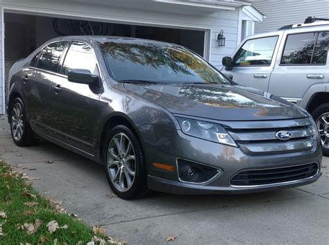 Ford Fusion Horsepower by 2010 Ford Fusion Se Horsepower