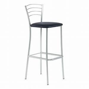 Chaises hautes pour cuisine chaise haute en inox pour for Deco cuisine avec prix des chaises