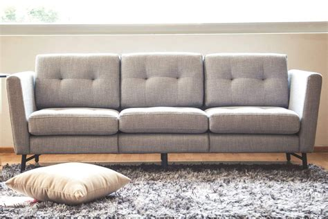 Soft Couches For Sale by Take Up To 280 Burrow S Modular Spill Proof
