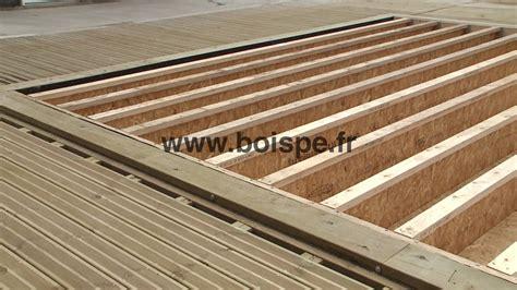 creer un plancher bois vid 233 o bien r 233 aliser un plancher de rdc en bois