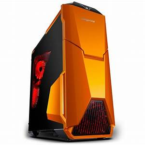 Segotep Warship Evo Mid Tower Gaming Computer Case Support