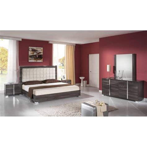 prix chambre chambre à coucher complète design moderne panel meuble