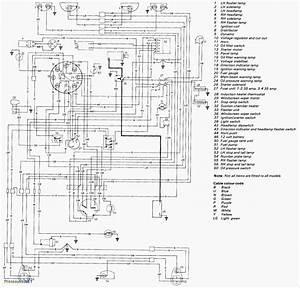 Schema Electrique 525ia E34