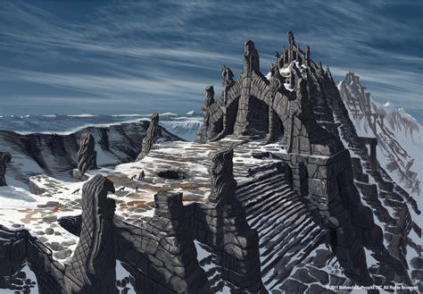 Bethesda Puts Out More Skyrim Concept Art Vg247