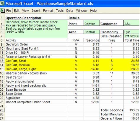 time study sheet excel alltheshopsonlinecouk