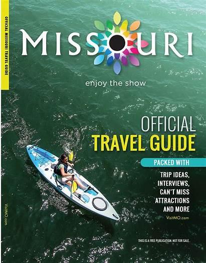 Guide Travel Missouri Official Adventure Plan