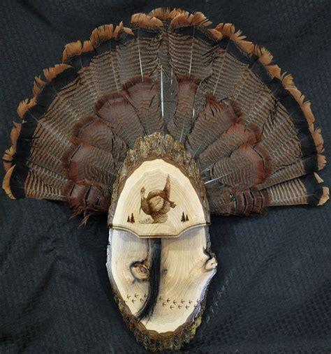 turkey fan turkey hunting turkey fan mount board
