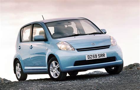 Daihatsu Car : Daihatsu Sirion Hatchback Review (2005