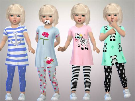 SweetDreamsZzzzzu0026#39;s Toddler Girls Full Outfits