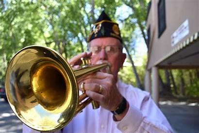Taps Bugle Sound Funerals Players Bugler Short