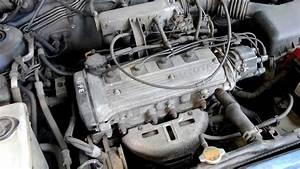 Toyota Corolla 4e Fe Engine