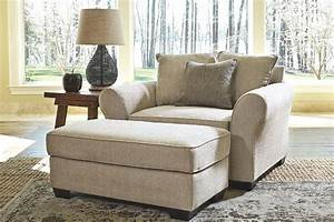 Baxley Chair Ottoman Ashley Furniture HomeStore