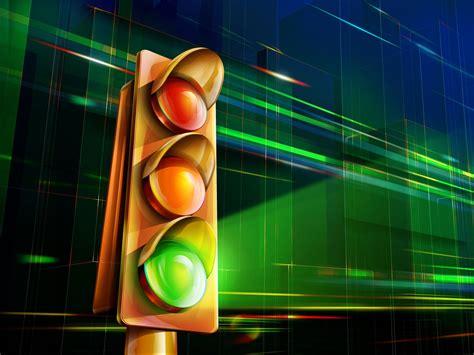 Traffic Light Racing
