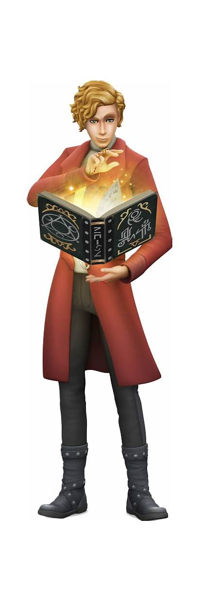 Realm Sims Magic Wizard Render Previous Official