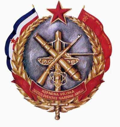 Yugoslav Ground Forces - Wikipedia