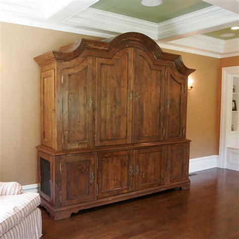 custom armoires maurice s furnishings 561 747 4539