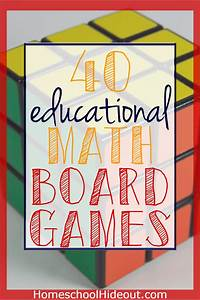 40 of the top educational math board games on the market ...