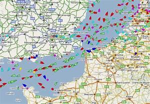 Traffic Temps Reel : le traffic maritime mondial en temps r el ~ Medecine-chirurgie-esthetiques.com Avis de Voitures