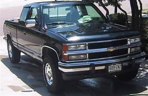 Colosundevil 1994 Chevrolet Silverado 1500 Regular Cab