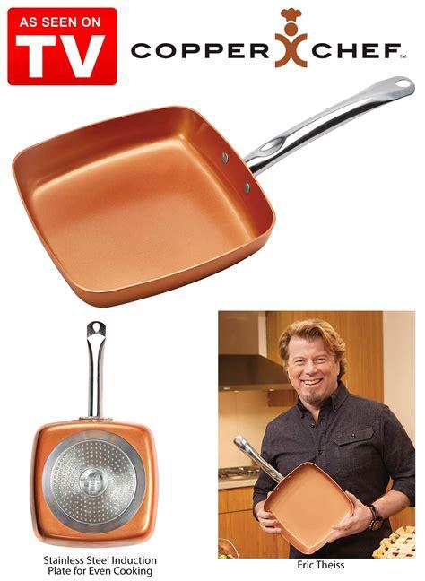 copper chef square pan carolwrightgiftscom