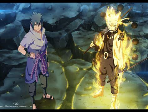 Naruto And Sasuke Vs Madara Wallpapers (54+ Images