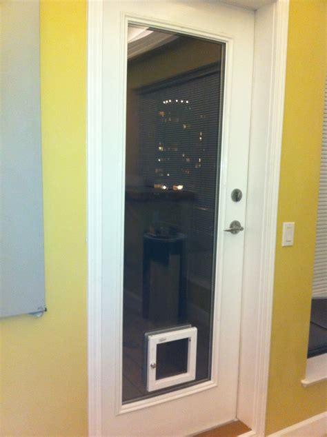 sliding glass doors with built in doggie doors doors