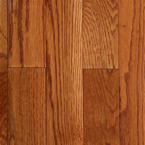 3 4 hardwood flooring bruce oak saddle 3 4 in thick x 3 1 4 in wide x random length solid hardwood flooring 22 sq