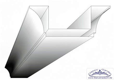 Stützfüße Für Holzbalken by Bk 04 Deckenbalken Aus Styropor Balkenverkleidung