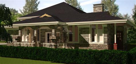 Arch Porch Bungalow House Plan