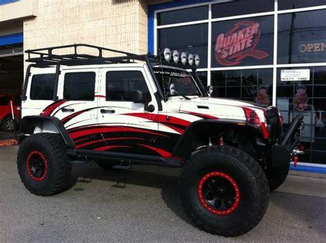 sema jeep for sale 2008 sema jeep jk wrangler unlimited for sale