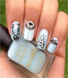 I love paris nail art designs