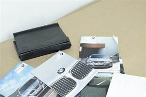 Bmw E90 Lci 3 Series Complete Owners Book Manual