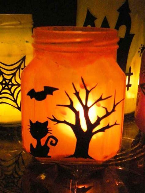 30+ Ideas For Halloween Decoration Mason Jars To Impress
