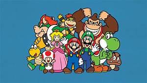 Nintendo Wallpapers HD
