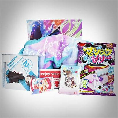 Anime Box Subscription Loot Crate Guide Ten
