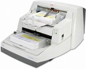 kodak i730 professional 90 ppm a3 a4 colour pass through With fast document scanner