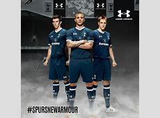 Tottenham unveil new allwhite 201213 home kit Daily