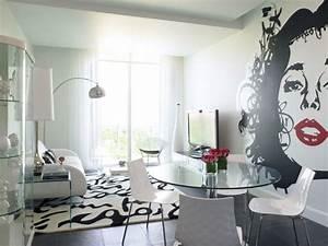 decoration salon salle a manger comment optimiser l39espace With salon et salle a manger design