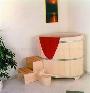 Holz Ausbessern Aussen : sauna tauchbecken aus holz fichte mit kunststoffeinsatz ~ Lizthompson.info Haus und Dekorationen
