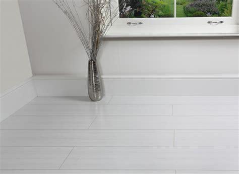Wood Look Laminate Flooring by Brilliant White V Groove Laminate Flooring