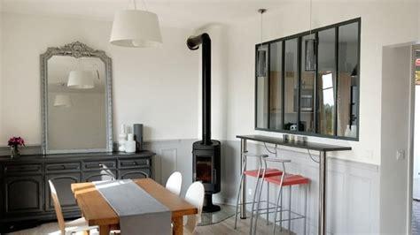 cuisine loft leroy merlin quand portes et cloisons jouent la transparence